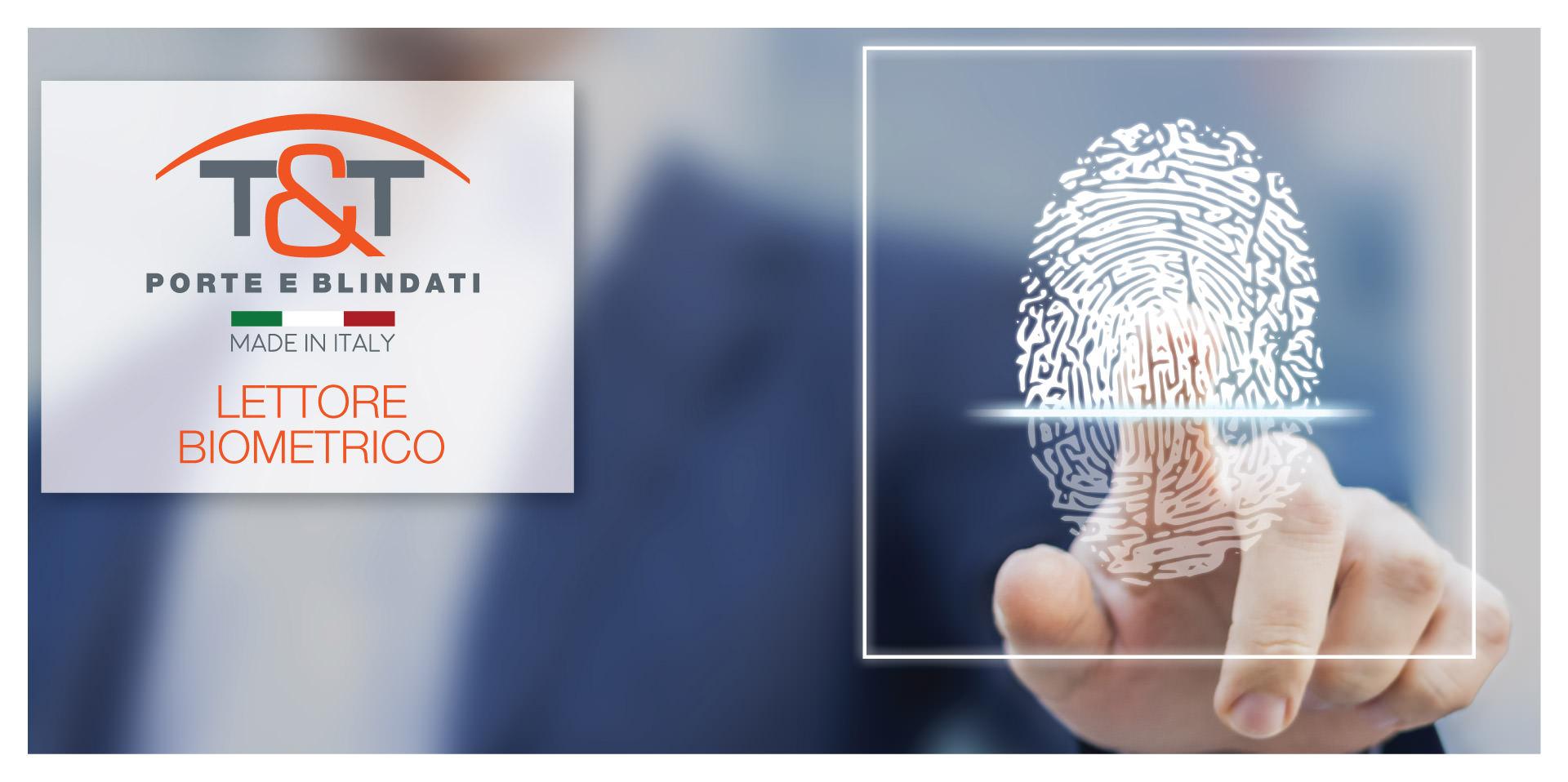 Porte Blindate 3.0 è questo il concetto che, sempre di più, ci spinge sulla ricerca e l'innovazione tecnologica, per questo motivo vi presentiamo due nuovi accessori per le vostre Porte Blindate e per la vostra sicurezza.